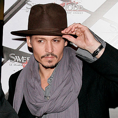 HOW &#39;SWEENEY&#39; IT IS photo | Johnny Depp