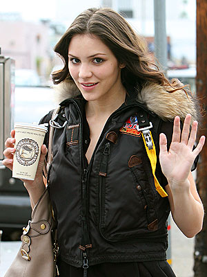 JOLT OF JAVA photo | Katharine McPhee
