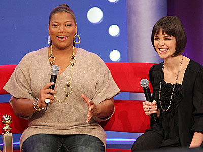 GOSSIP GIRLS photo | Katie Holmes, Queen Latifah