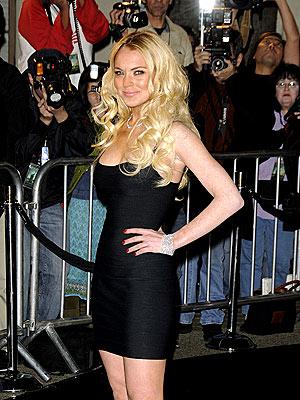 Lindsay Lohan Flash 2