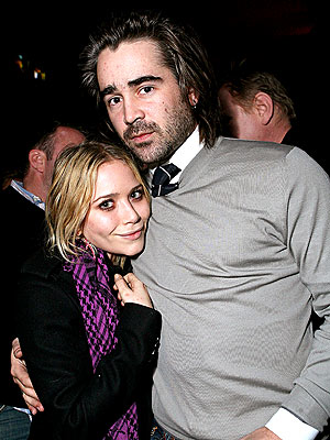 PARK PAIR photo | Colin Farrell, Mary-Kate Olsen
