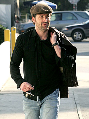 BODYWORK photo | Patrick Dempsey