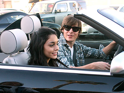 HOT WHEELS photo | Vanessa Hudgens, Zac Efron