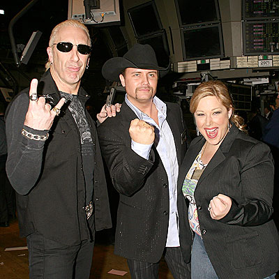 &#39;COUNTRY&#39; CLUB photo | Carnie Wilson, Dee Snider