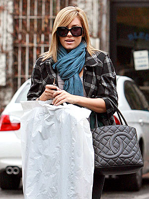 BUYING TIME photo | Lauren Conrad