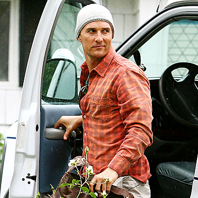 TRUCK STOP photo | Matthew McConaughey