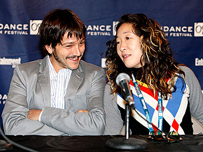 GRAND JURY photo | Diego Luna, Sandra Oh