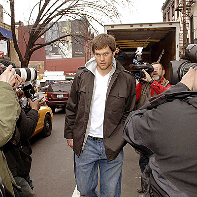 STREET WALKER photo | Tom Brady