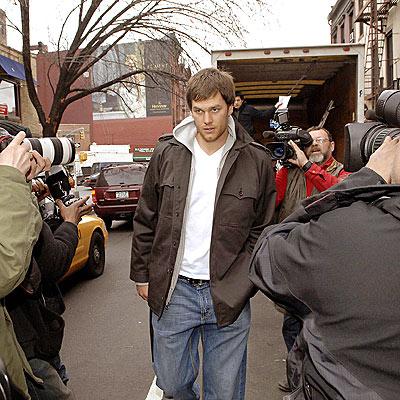 STREET WALKER photo | Tom Brady