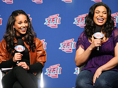 'SUPER' SINGERS photo | Alicia Keys, Jordin Sparks