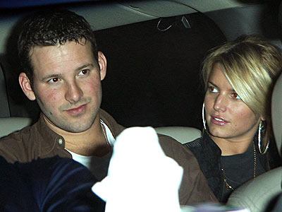 TAKING A BACKSEAT photo | Jessica Simpson, Tony Romo