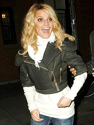 CROP STOP photo | Jessica Simpson