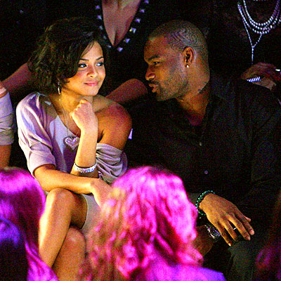 FASHIONABLY FRIENDLY photo | Christina Milian, Tyson Beckford