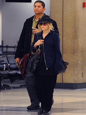 QUIET TOUCHDOWN photo | Mary-Kate Olsen