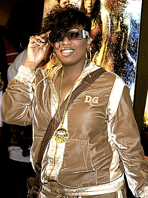 THE THIRD DIMENSION photo | Missy Elliott