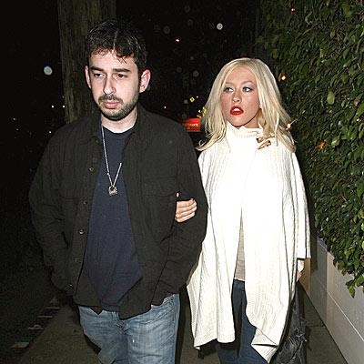 CAPED CRUSADER photo | Christina Aguilera, Jordan Bratman
