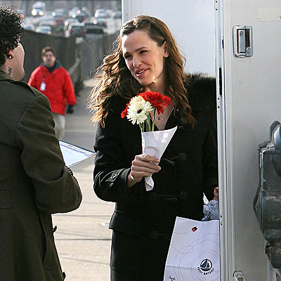 FLOWER GIRL photo | Jennifer Garner