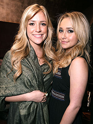 COMMON GROUND photo | Hayden Panettiere, Lauren Conrad