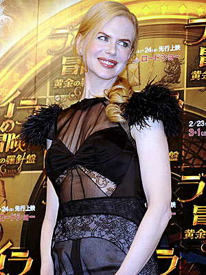 SHEERLY STUNNING photo | Nicole Kidman