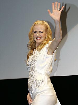 WHITE GOLD photo | Nicole Kidman