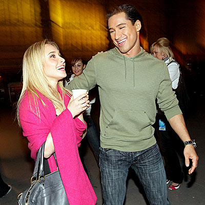 HOST WITH THE MOST photo | Hayden Panettiere, Mario Lopez
