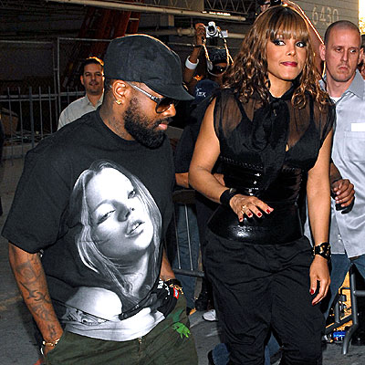 ANOTHER WOMAN photo | Janet Jackson, Jermaine Dupri