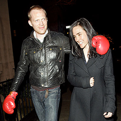 IT'S BOUT TIME photo   Jennifer Connelly, Paul Bettany