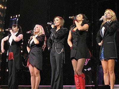 LAST DANCE photo | Emma Bunton, Geri Halliwell, Melanie Brown, Melanie Chisholm, Victoria Beckham