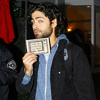 PERSONAL STATEMENT photo | Adrian Grenier