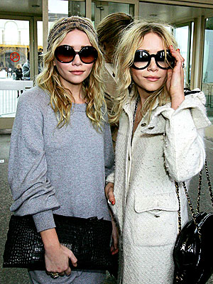 FRENCH DRESSING  photo | Ashley Olsen, Mary-Kate Olsen