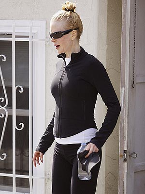 WORK IT OUT photo | Nicole Kidman
