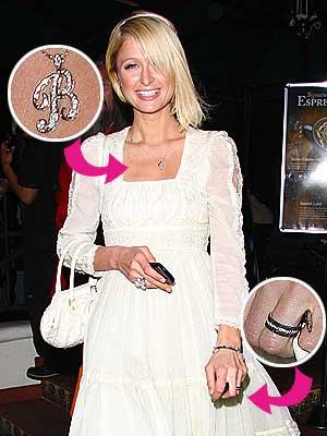 Bling on the Wedding Rumors photo | Paris Hilton