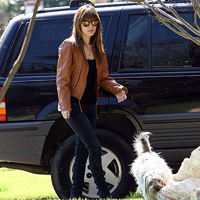 DOG DAY AFTERNOON photo | Rachel Bilson