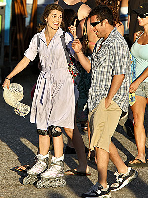 STARRING ROLL photo | Adam Sandler, Keri Russell