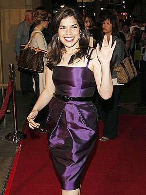 ROYAL PROCESSION photo | America Ferrera