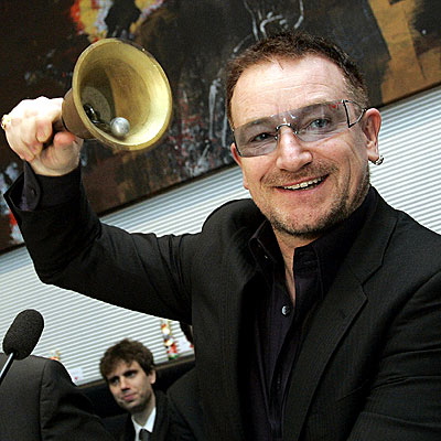 THE BELL CURVE photo | Bono