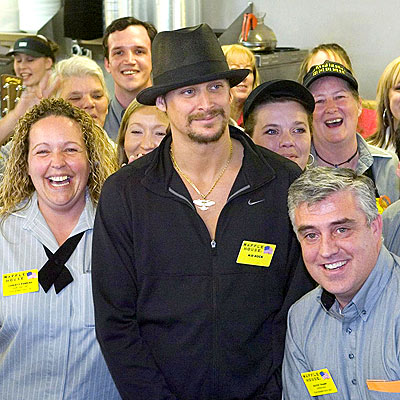 EMPLOYEE OF THE MONTH photo | Kid Rock