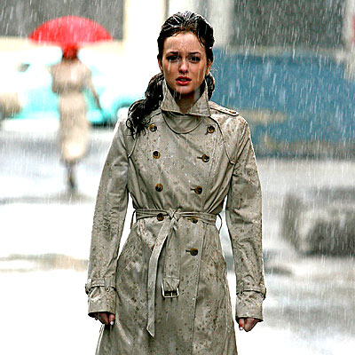 WEATHERING THE STORM photo | Leighton Meester
