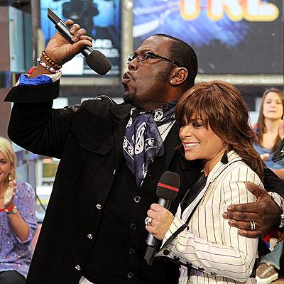 BEING THE JUDGE photo | Paula Abdul, Randy Jackson