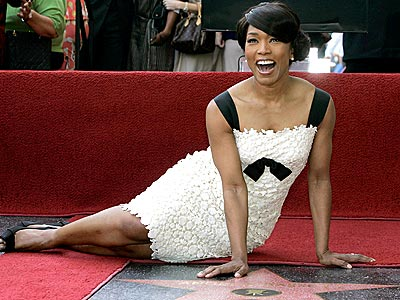 FLOOR LENGTH photo | Angela Bassett