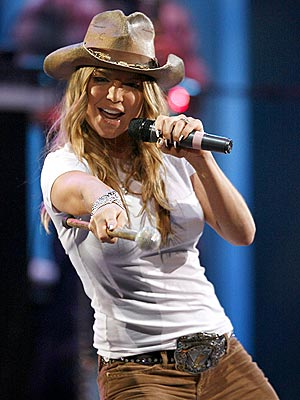 RODEO QUEEN photo | Fergie