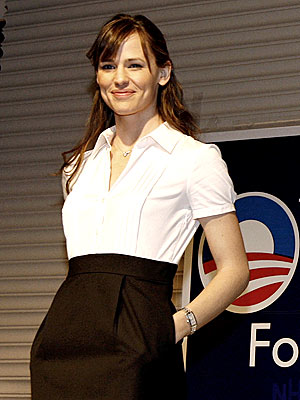GARNER-ING SUPPORT photo | Jennifer Garner