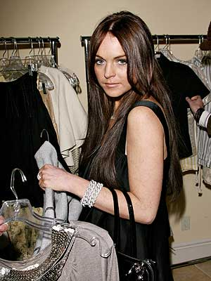 STOP & SHOP photo | Lindsay Lohan