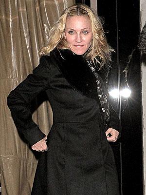 AMERICAN DINER photo | Madonna
