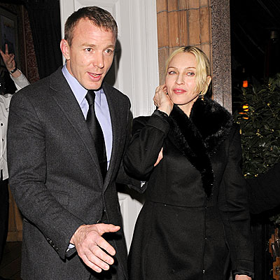 STICKING TOGETHER  photo | Guy Ritchie, Madonna