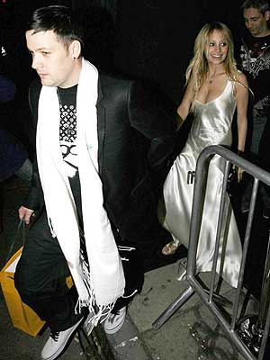 MOM & POP photo | Joel Madden, Nicole Richie