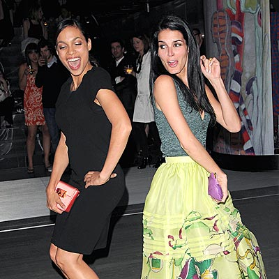 FANCY DANCE  photo | Angie Harmon, Rosario Dawson