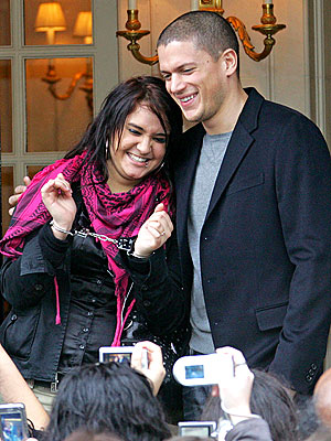 Wentworth Miller Girlfriend. Wentworth Miller Style