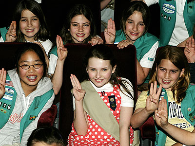 SCOUT'S HONOR photo | Abigail Breslin