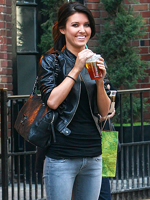 COFFEE BREAK photo | Audrina Patridge